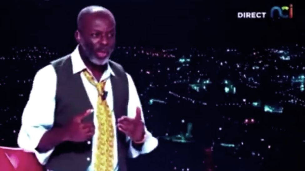 Yves de M'Bella: Ivory Coast TV host sentenced for promoting rape thumbnail