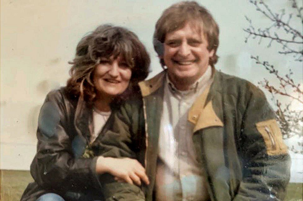 Alison and Peter Gordon