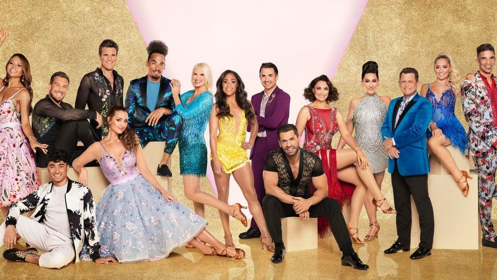 Strictly Come Dancing competitors 2019