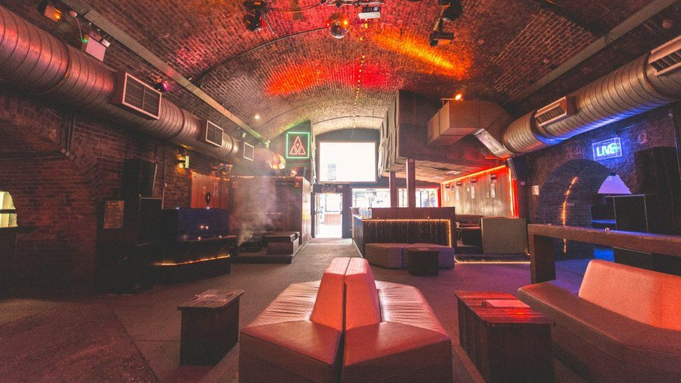 Staff at Cargo nightclub are also happy to assist disabled people with their outside kerb.