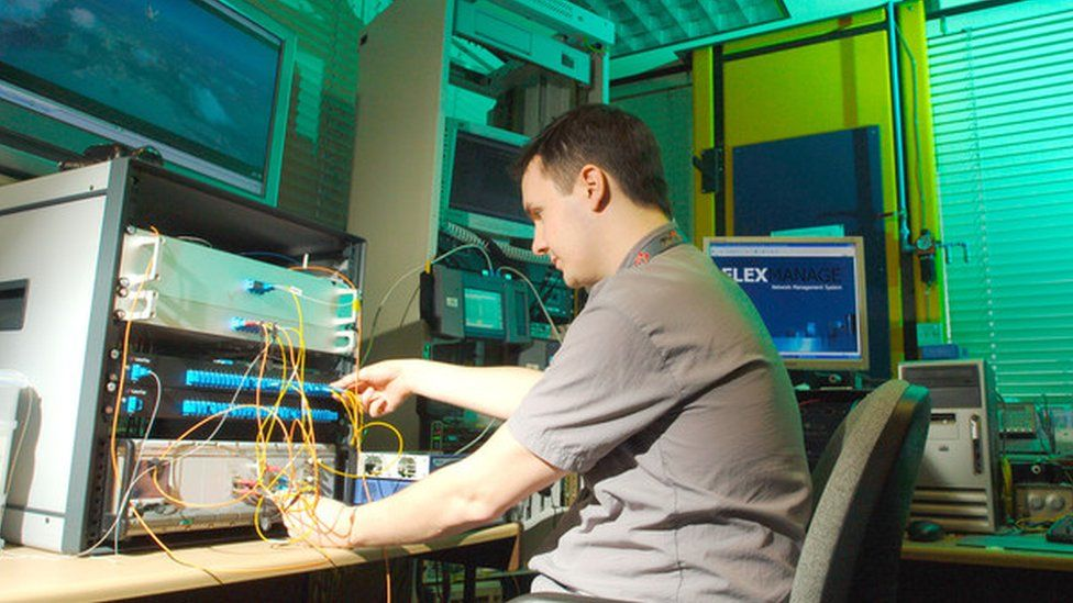 BT's Gigabit Passive Optical Network