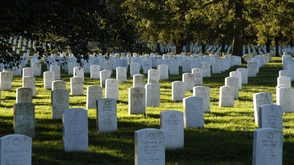 Arlington Cemetery, Washington DC