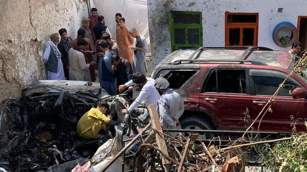Afghanistan: US media cast doubt on Kabul drone strike