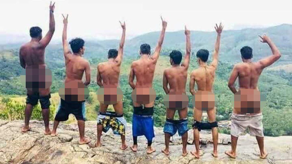 Sri lankan gay boys