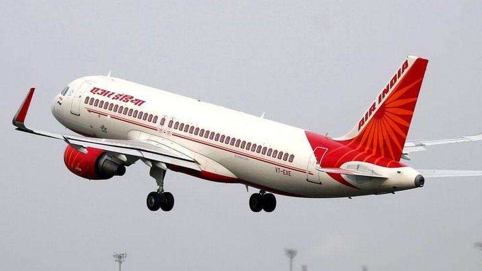 एयर इंडिया का विमान