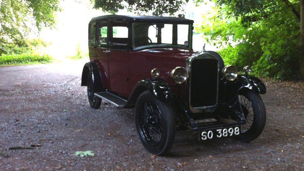1929 Humber