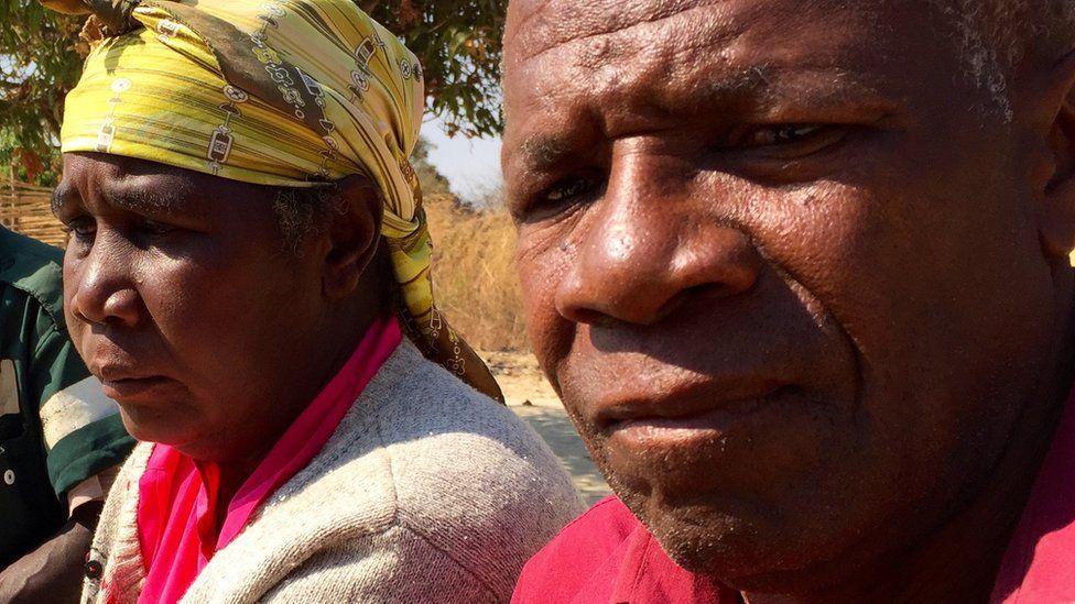Leo and Judith Mulenga