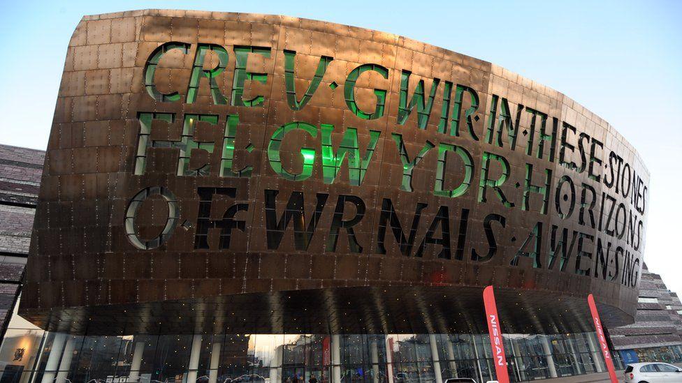 Wales Millennium Centre Cardiff Bay