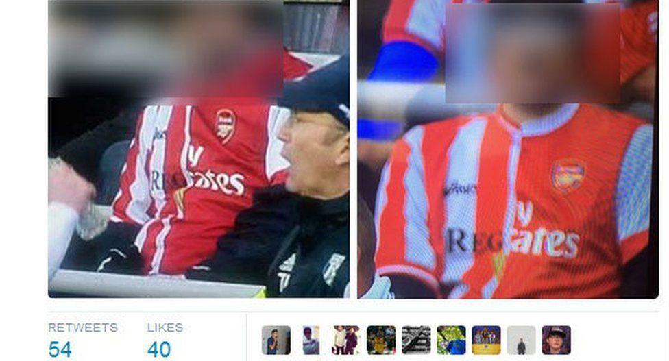 Images showing half and half shirts