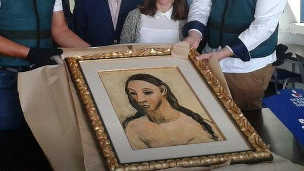 Spain billionaire guilty of trying to smuggle a Picasso