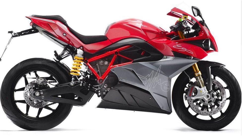 Energica Eco superbike