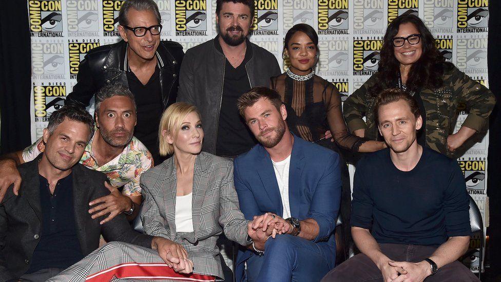 Cast of Thor: Ragnarok