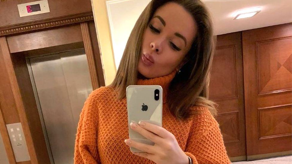 Ekaterina Karaglanova had a large following on the social media site Instagram