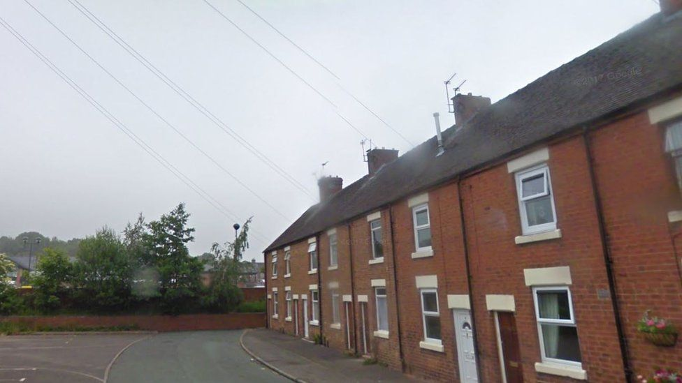 Sun Street, Cheadle [generic street image]