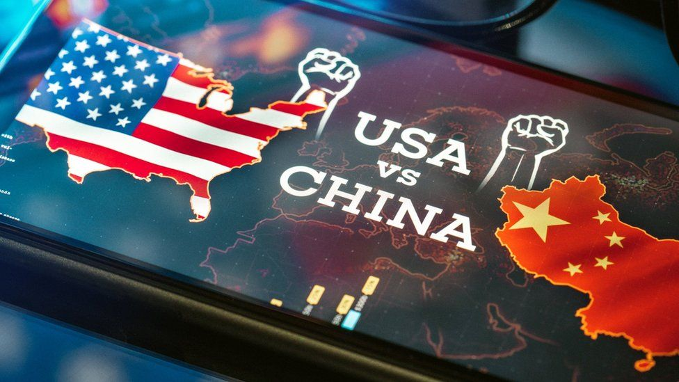 US v China app