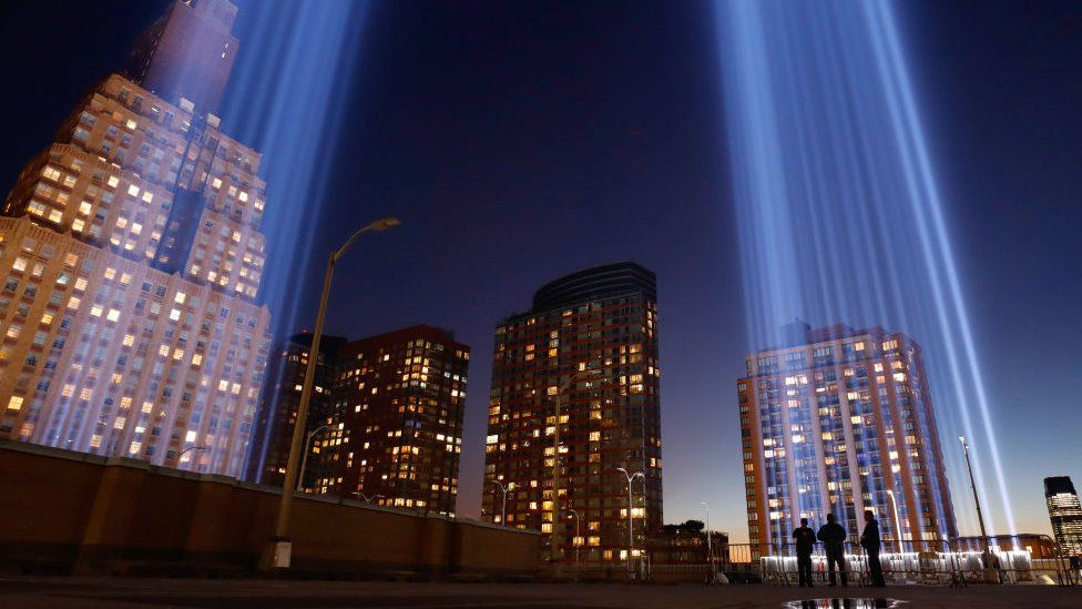 9/11 anniversary: Biden calls for unity as US remembers attacks