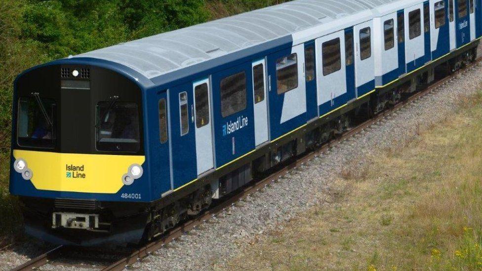 Class 484001 Island Line