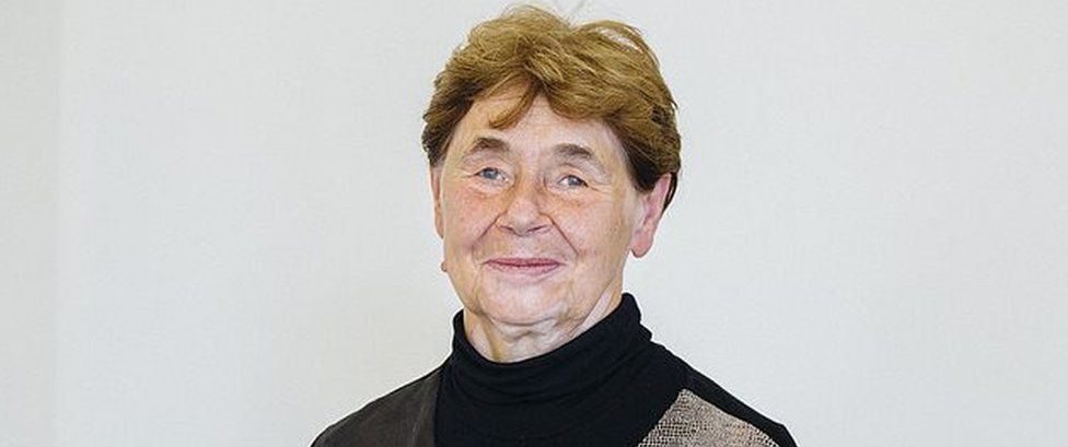 Polish presidency picture of Zofia Romaszewska