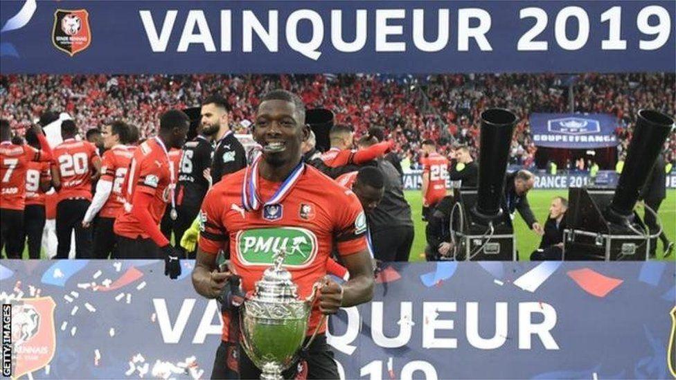 Rennes remporte la Coupe de France