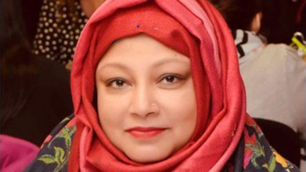 Mridula Nasreen Sarwar