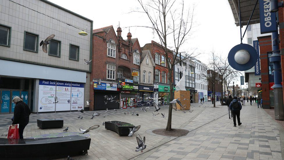 Slough High St