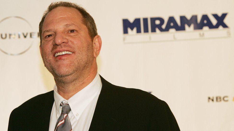 Harvey Weinstein in 2004