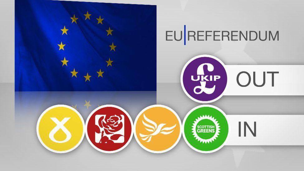 EU referendum party position