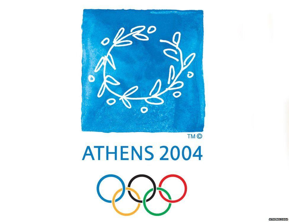 Athens 2004 logo