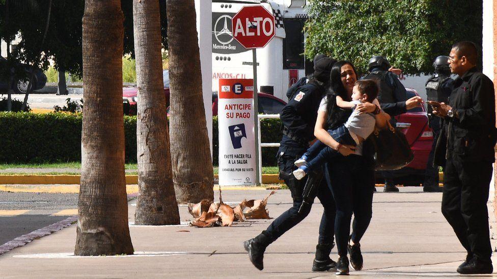 Culiacán: cómo se vivió el jueves infernal que aterrorizó a la capital de Sinaloa