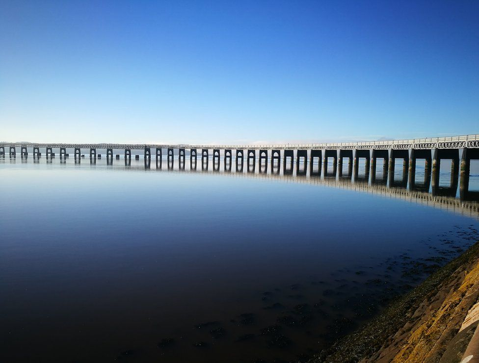 River Tay in Dundee