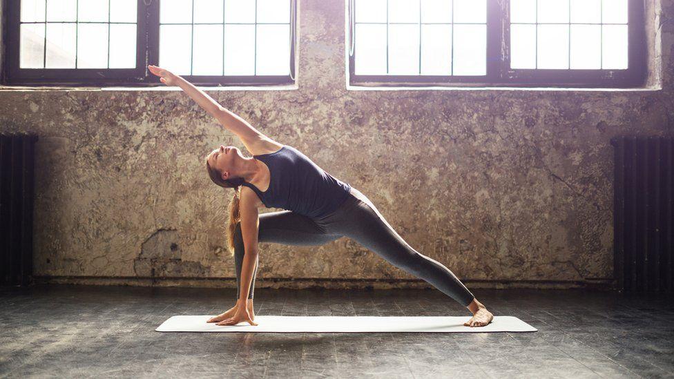 Yoga teachers 'risking serious hip problems'