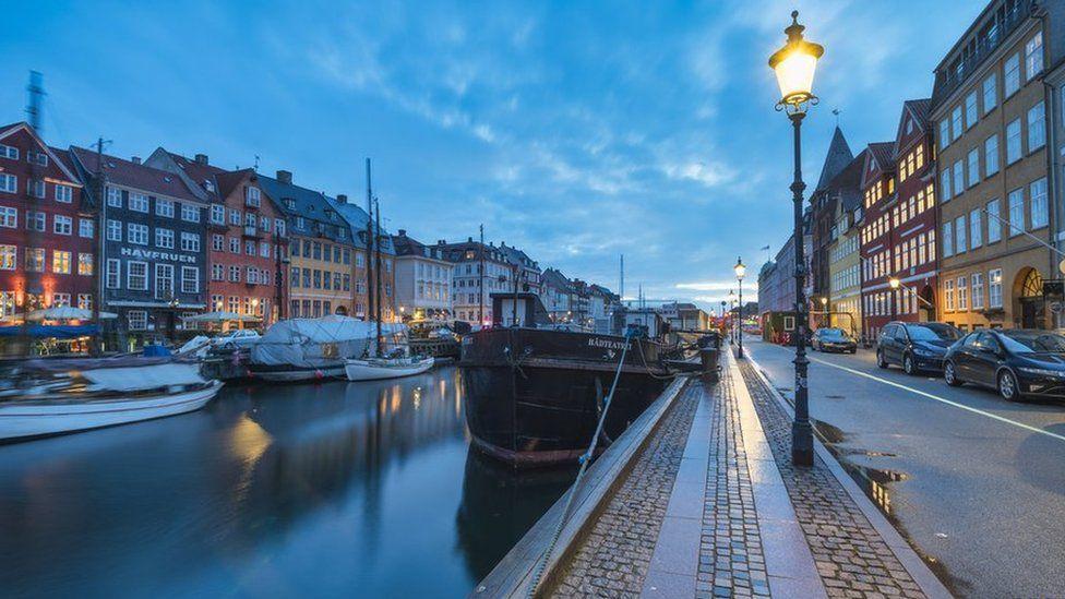 Nyhavn Waterfront (New Harbour), Copenhagen