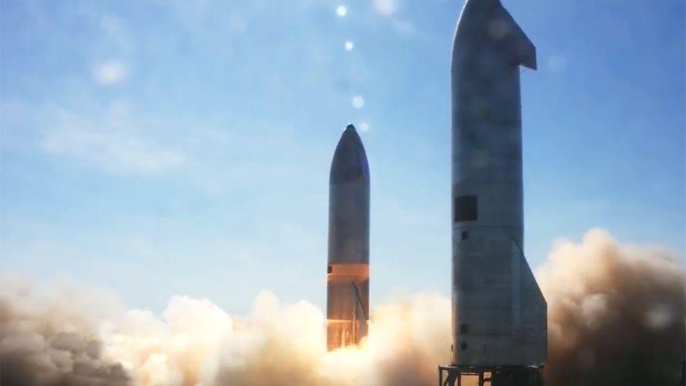 SN9 launch