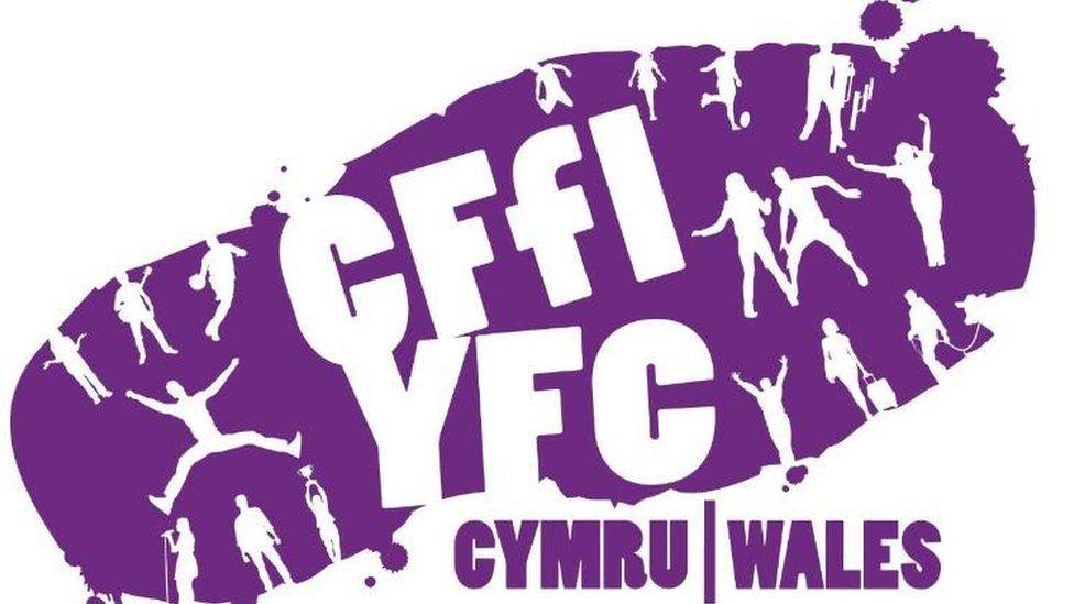 Logo'r Clybiau Ffermwyr Ifanc