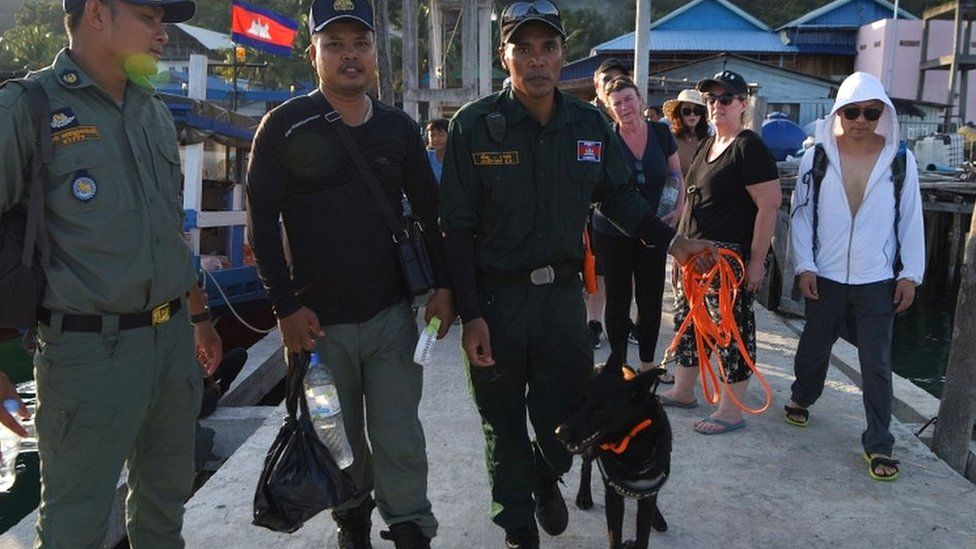 Cambodian Police