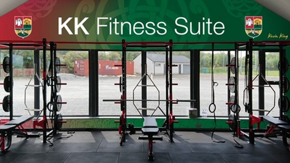 Kevin King Fitness Suite