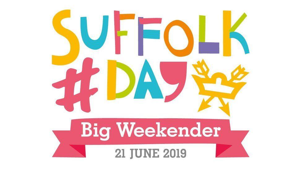 Suffolk Day logo