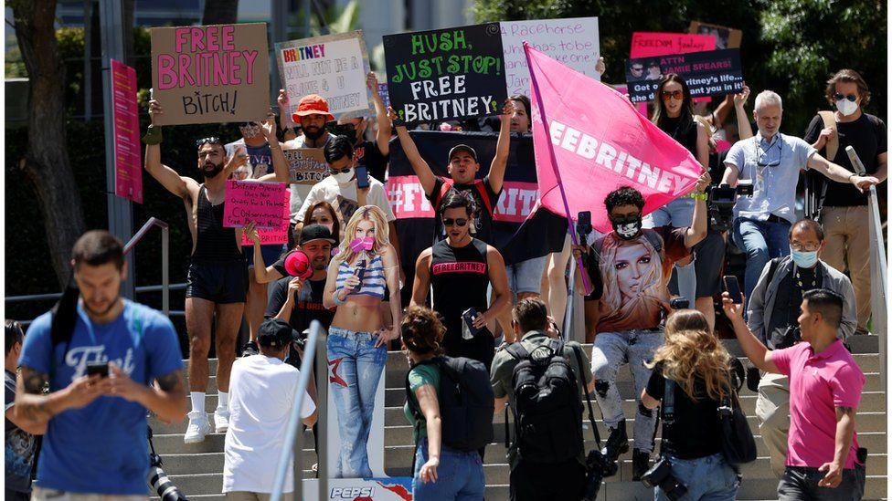 O movimento #Freebritney