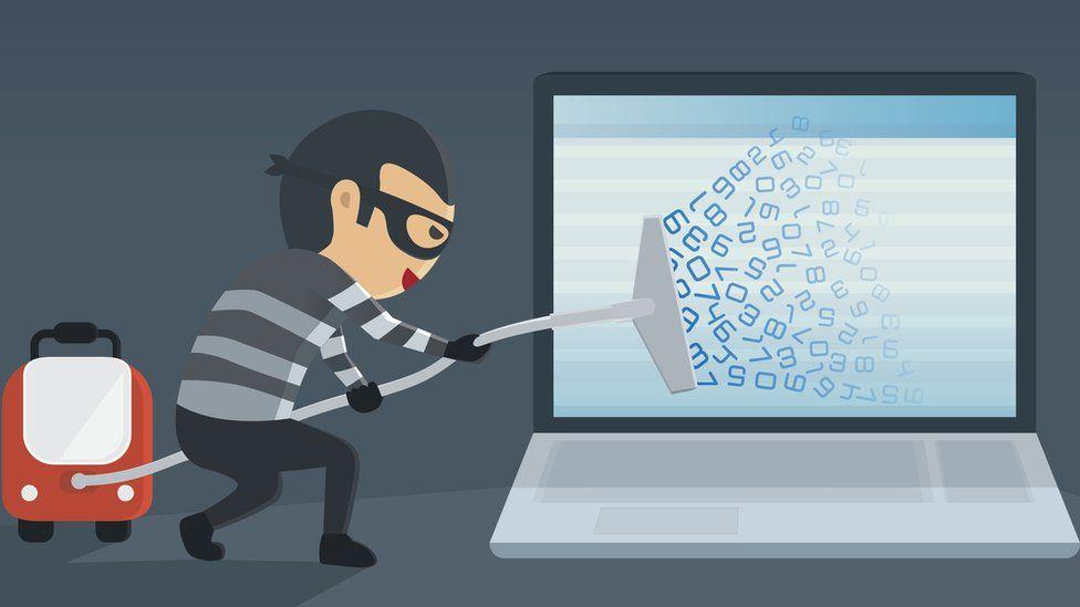 Cyber-attacker