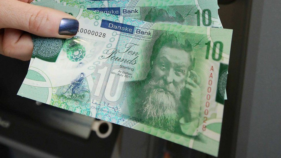 NI's paper £5 and £10 notes withdrawn from circulation