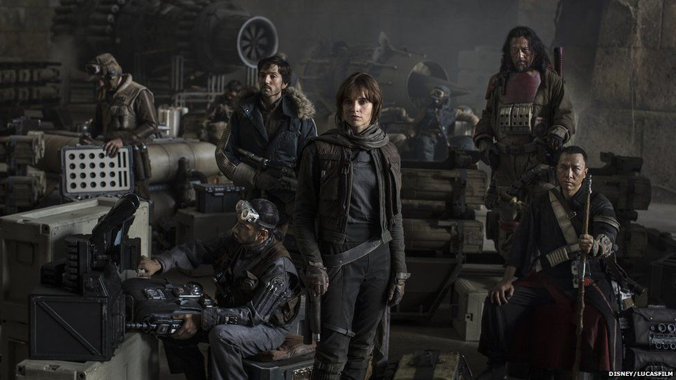 Rouge One still