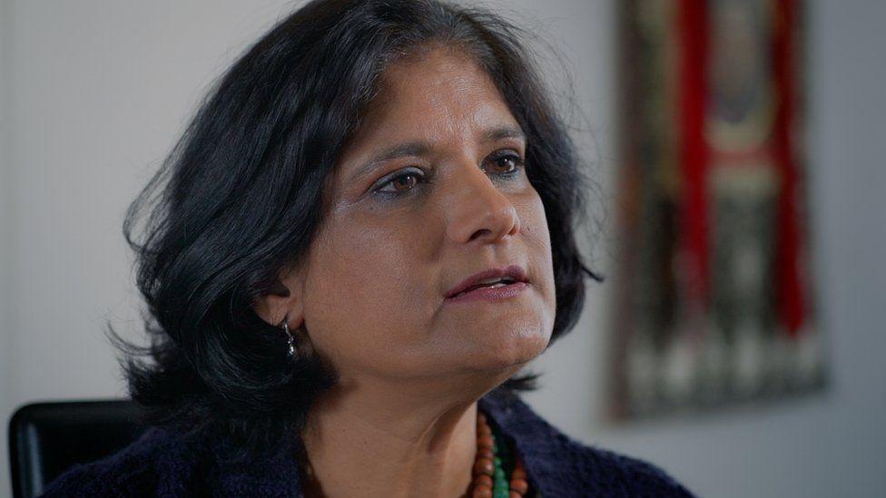UN Special Rapporteur Urmila Bhoola