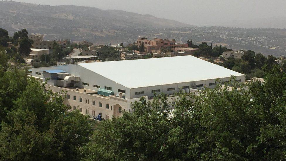 Sesame building