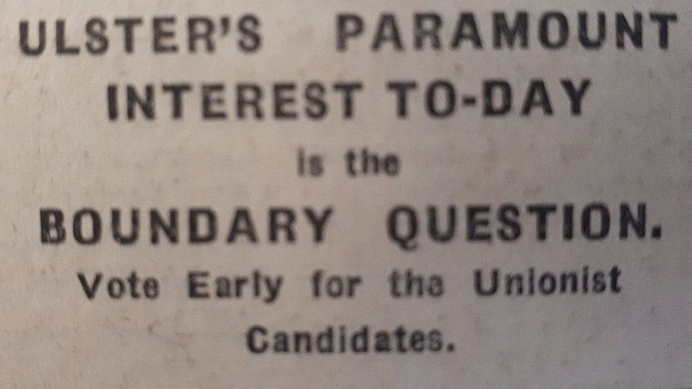 Unionist newspaper slogan