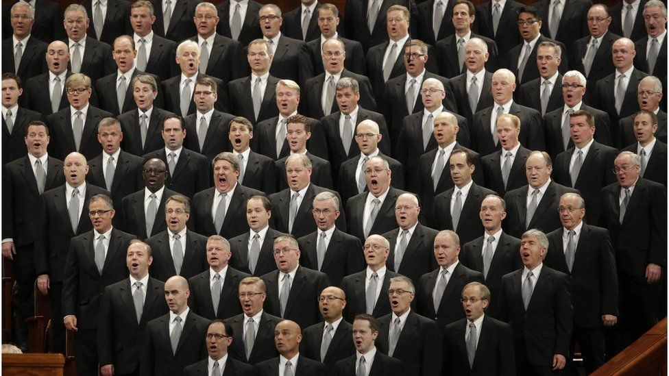 The Mormon Tabernacle Choir