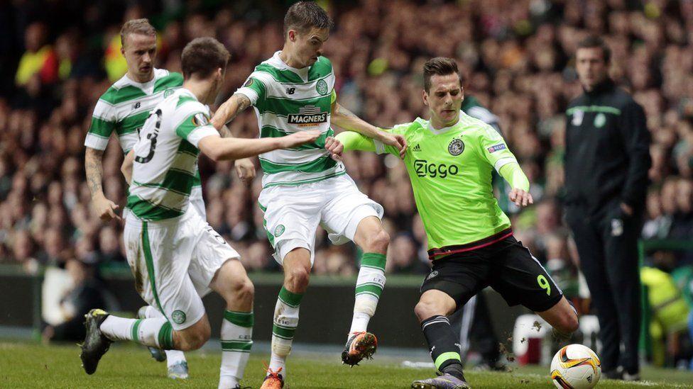 Celtic Ajax match
