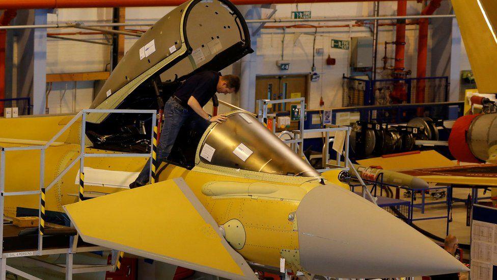 BAE Eurofighter