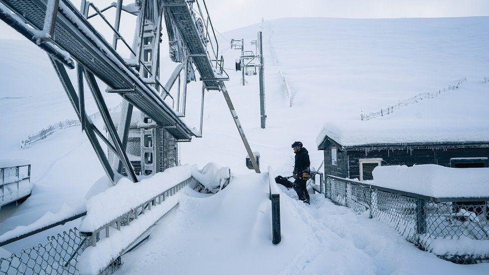 Cairngorm Mountain snowsports centre