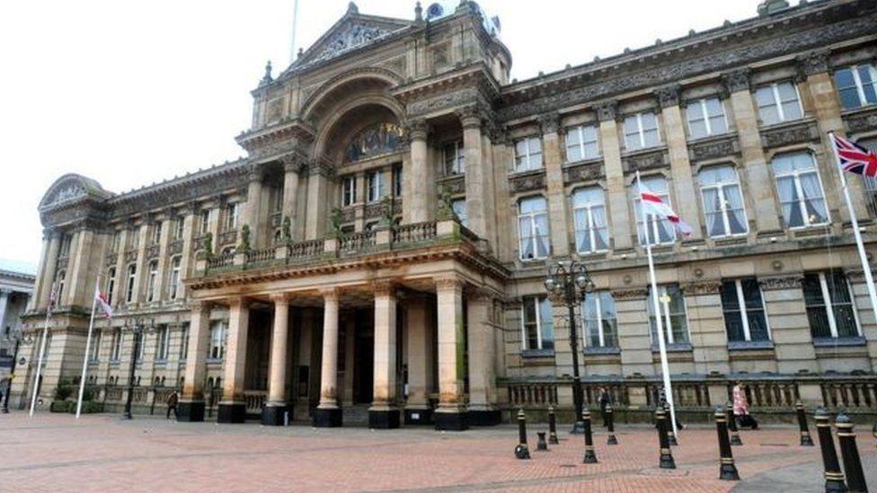 Birmingham City Council offices