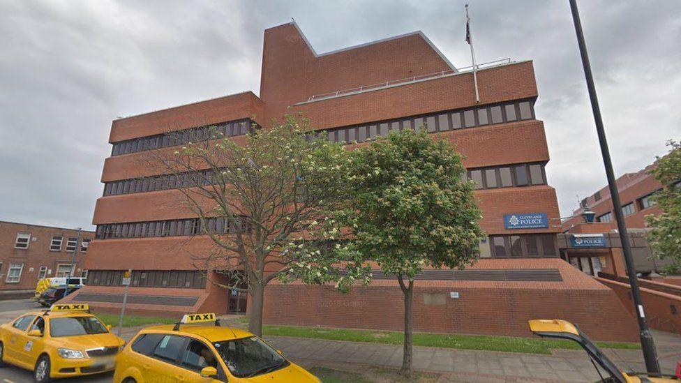 Hartlepool police station